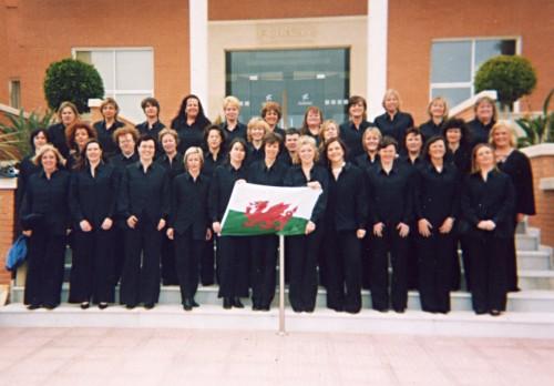 Taith Sbaen 2004